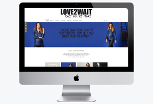 Love2Wait Webdesign